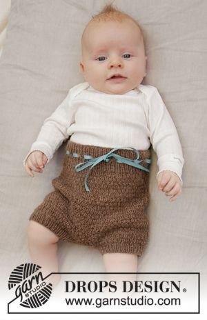 Shorts - baby str.0 - 2år