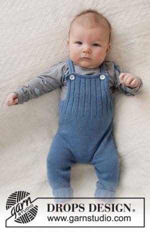 Bukse - baby str. 0 mnd - 4år