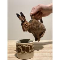 Hare mugge - Quail ceramics