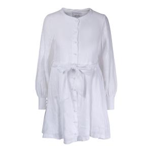 Zena linen dress