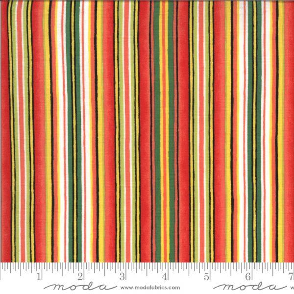 Homegrown salsa striper