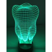 3D Lampe - Tann