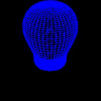 3D Lampe - Balong