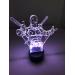 3D Lampe - Deadpool