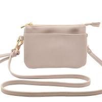 Anna pink gold Zipper Pocket 696936