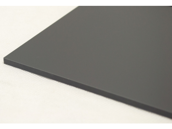 Akryl  3mm mineral grå 21x30cm