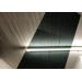 Akryl 3mm sotet grå 40x37,5cm