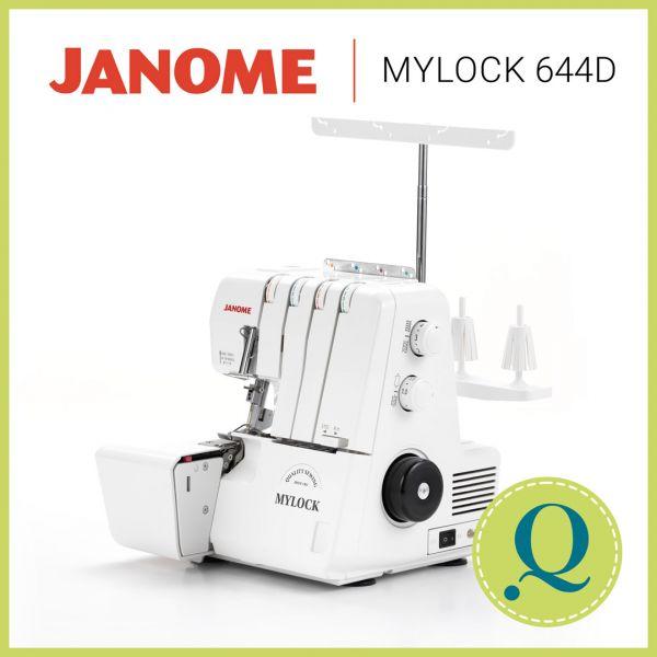 Janome My lock 644D overlock