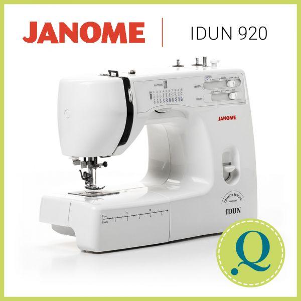 Janome Idun 920 symaskin