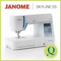 Janome Skyline s5 symaskin
