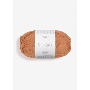 Sunday 2534 Fudge - Sandnes Garn