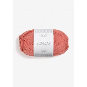 Sunday 4025 Lys SIenna - Sandnes Garn