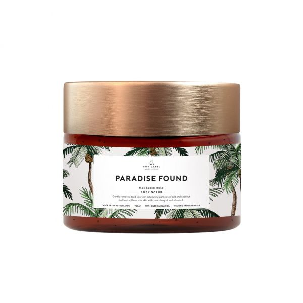 Paradise found Bodyscrub