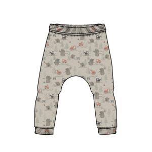 Ditom bukse gravemaskin Baby