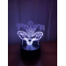 3D Lampe - Spiderman