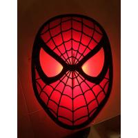Vegglampe Spiderman