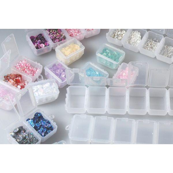 Plastesker 7 firkanter – kan settes sammen