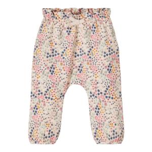 Beata bukse blomsterprint Baby