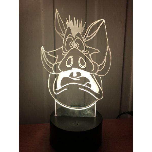 Løvenes konge - Pumba funny face