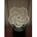 3D Lampe - Dekor 1