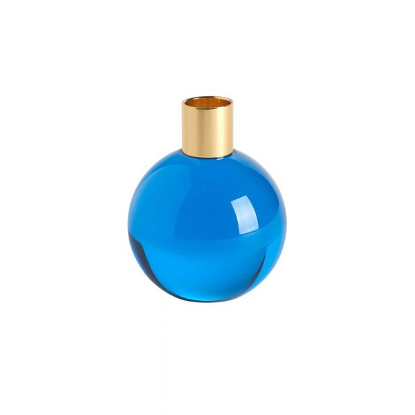 GiftCompany Lysestake - Dioptics Blå