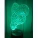 3D Lampe - Geitehode