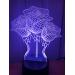 3D Lampe - Roser