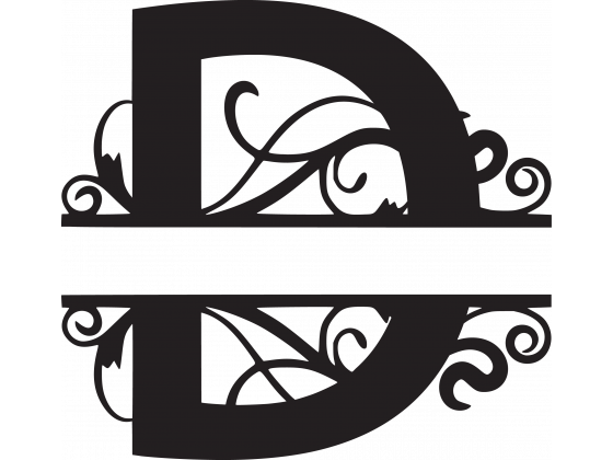 Monogram D
