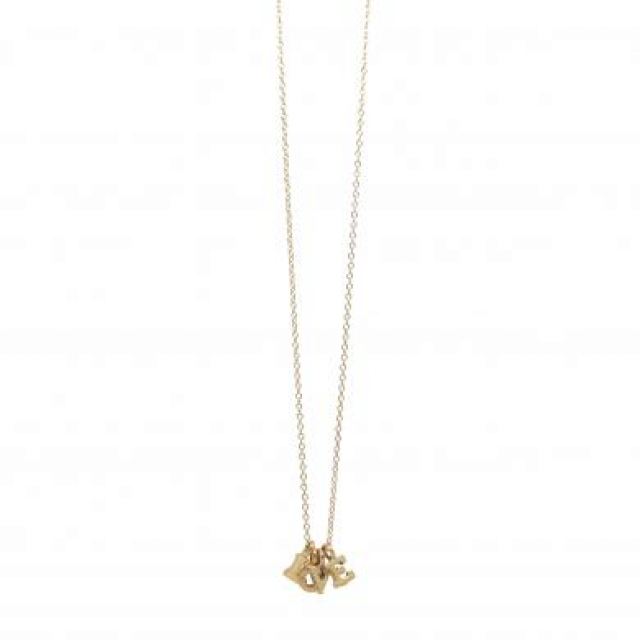 RYDER NECKLACE GP