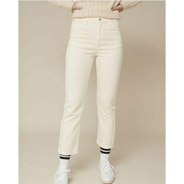 Ellen jeans offwhite