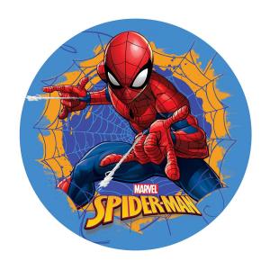 Kakebilde 20 cm Spiderman