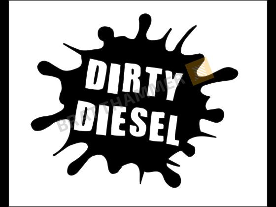 Dirty Diesel splæsh