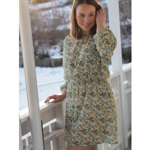 Agate, dress