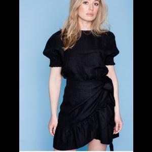 Serena Linen dress