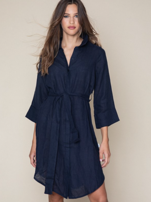 Litania linen dress