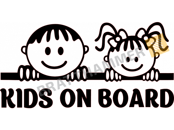 Kids on board
