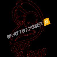 Baby on board - Mom