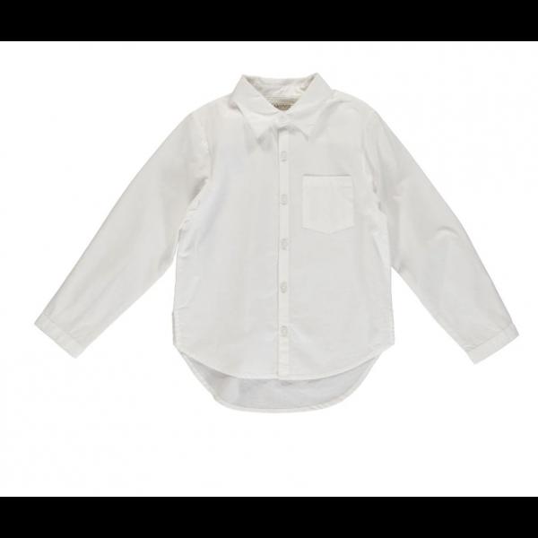 Tommy, Shirt - White
