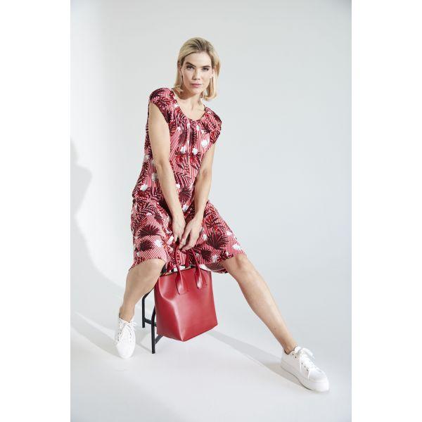 Sunday dress red 6698-6347-460