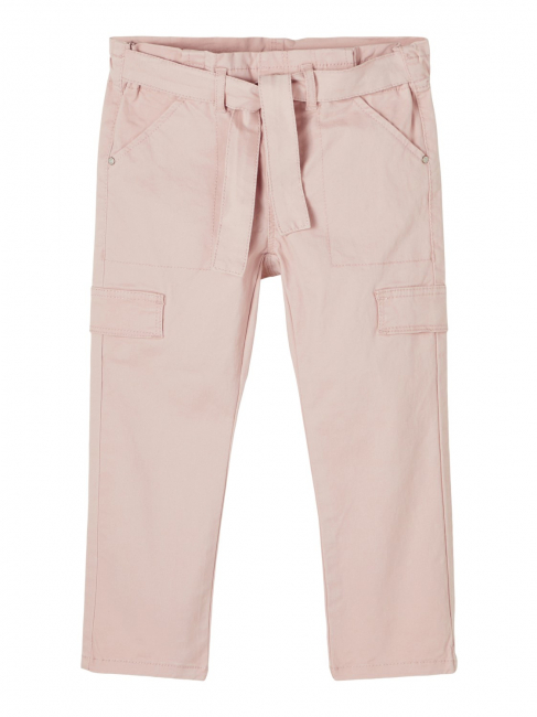 Becky baggy twill cargojeans  Mini