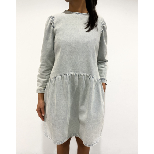Hayden Dress - Vintage Blue