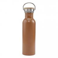 Drikkeflaske i stål - Terracotta