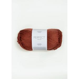 Perfect 3544 Terrakotta  - Sandnes Garn