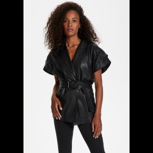 SeniaKB Leather Vest