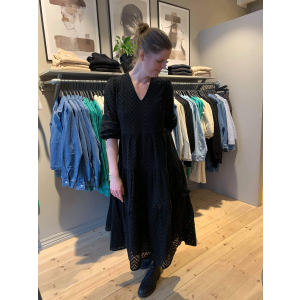Cece-Sadie kjole svart