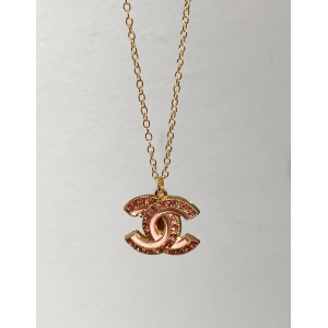 Chanel - Pink & Gold