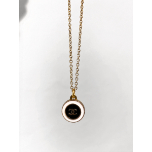 Chanel Medium - Gold, Black & White