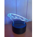 3D Lampe - Bilmerke Jaguar