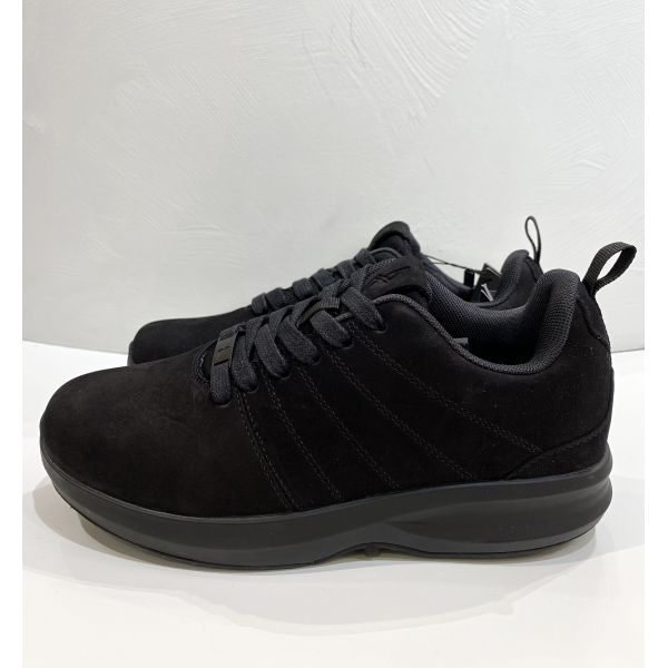Track Leather - Black