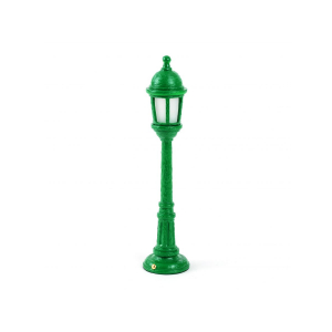 Seletti - Street Lamp Dining Green